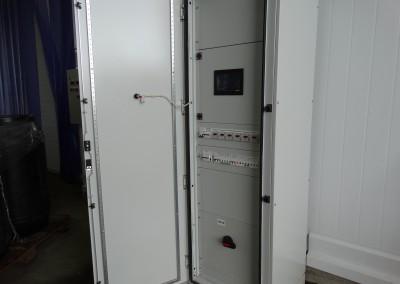 Современный щит управления системой микроклимата в хранилище