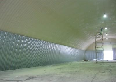 Курская область, пос. Белая, 5000 тонн, 2010 год.