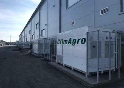 Холодильные агрегаты ClimAgro
