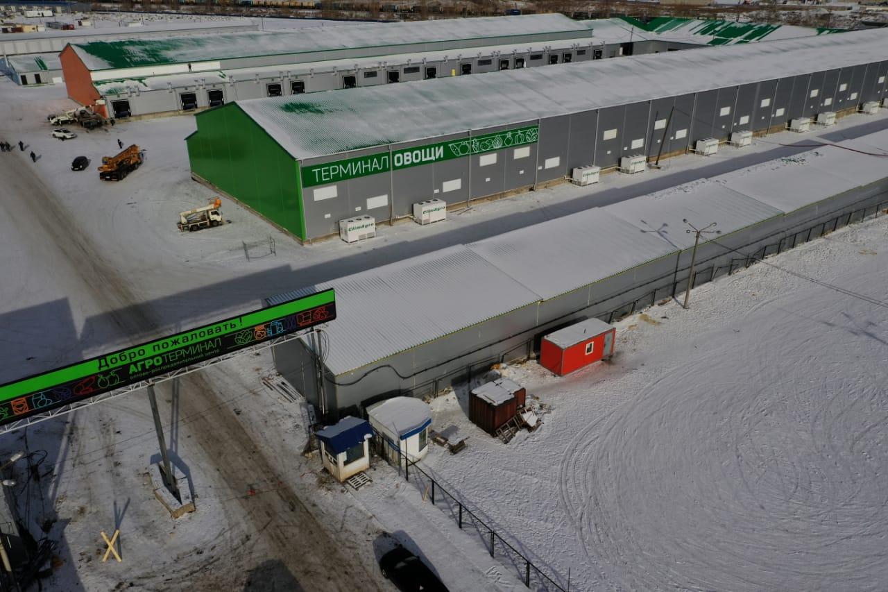 Группа компаний «АгроХран» производит и внедряет климатические комплексы ClimAgro